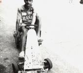 De Chuí a Brasília em um velocípede (1987)
